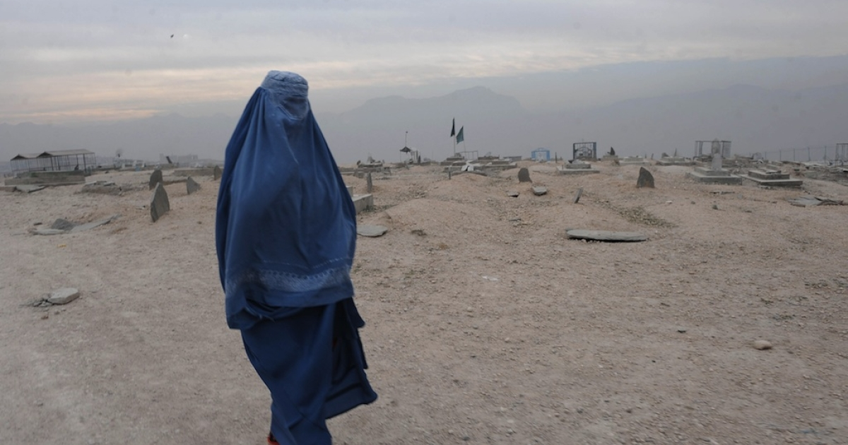 Many Afghan women face violence, and even death, from their families for crimes such as being in the presence of male non-family members, or chatting on the phone with men.</p>