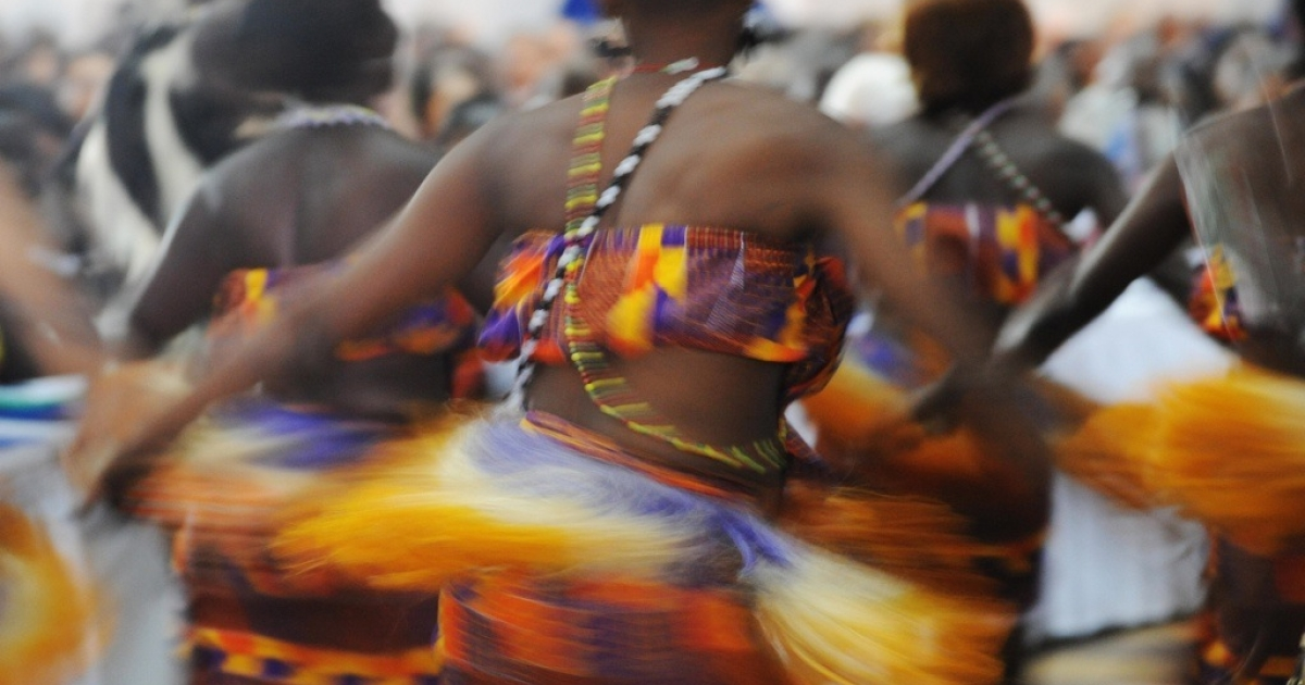 Africa is attracting investment. Here Kenyan dancers perform at the 8th Forum of the African Growth and Opportunity Act (AGOA) in Nairobi. The AGOA is a forum of some 40 African states that enjoy trade preferences in the giant U.S. market on the condition they uphold free elections and markets.</p>
