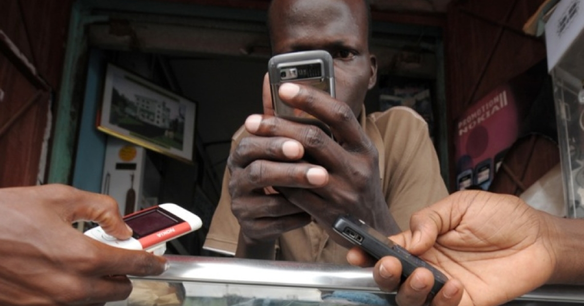 The African market for mobile telephones has since 2001 shown the fastest growth rate in the world.</p>