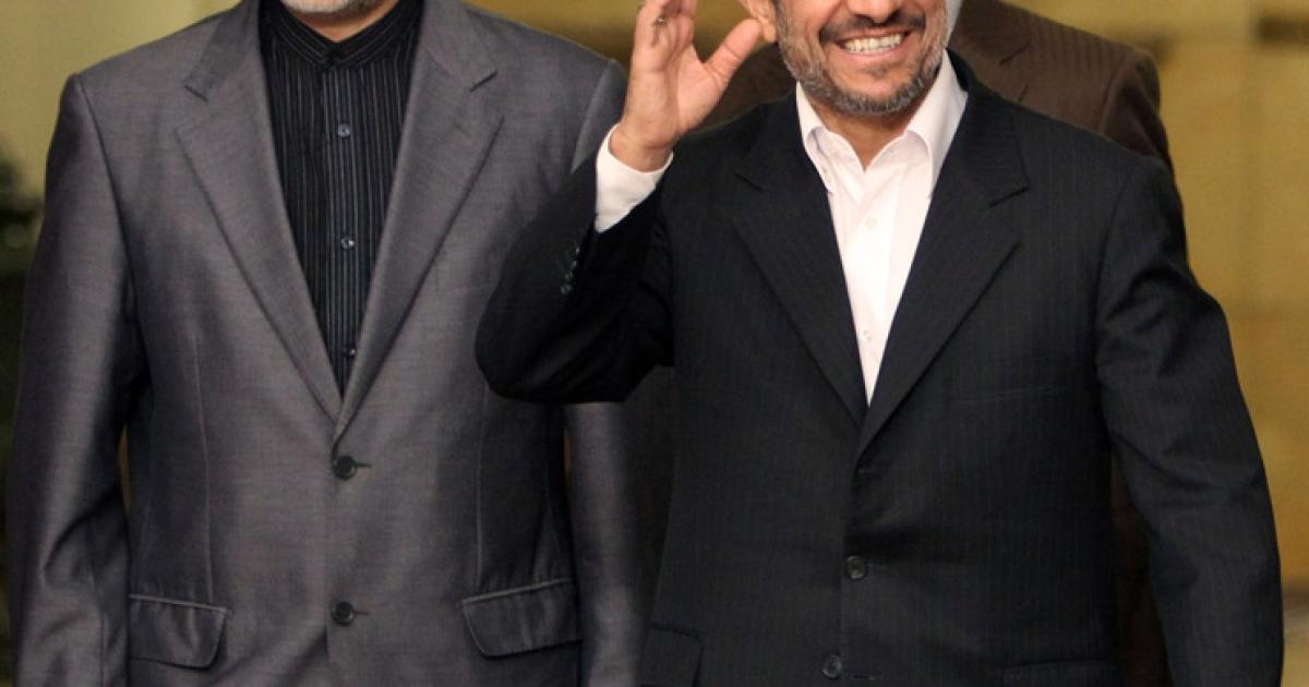 Iranian President Mahmoud Ahmadinejad began his Latin American tour in Venezuela today, where he will meet with President Hugo Chavez.</p>
