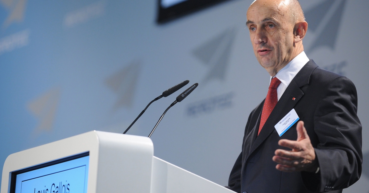 "EADS head Louis Gallois told reporters: ""We ask the European Union to take into account the global position of almost every country outside of Europe against this [carbon tax] scheme,"" adding that China's opposition could affect the sales of at least two dozen long-haul A330 planes in 2012 and 2013.</p>"