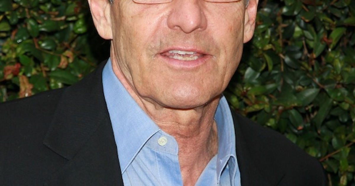 Alan Horn attends Chanel's benefit dinner for the Natural Resources Defense Council's Ocean Initiative at the home of Ron &amp; Kelly Meyer on June 4, 2011 in Malibu, California.</p>