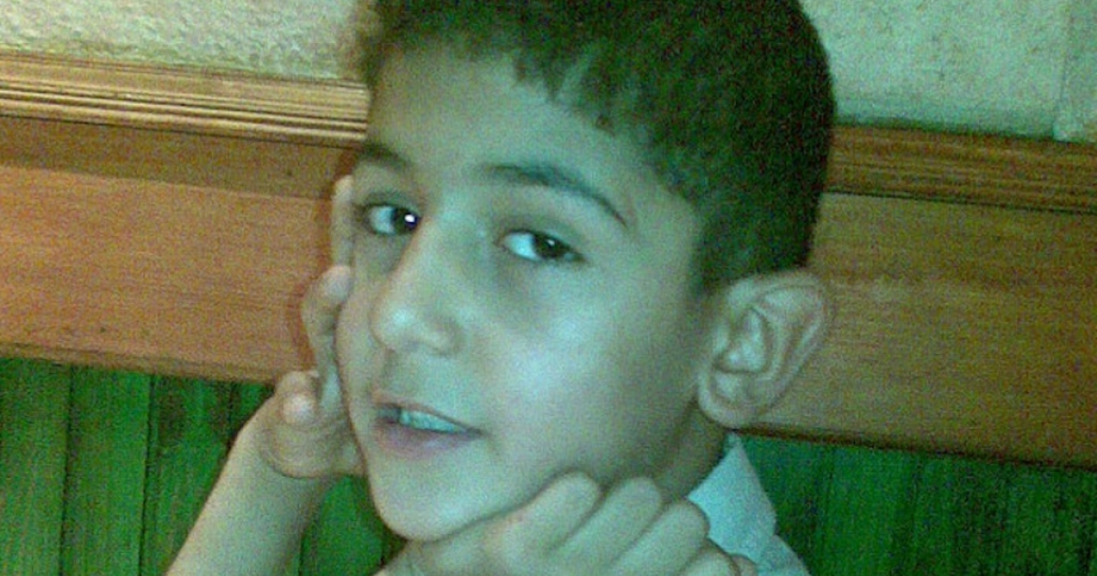 Bahrain's youngest detainee, Ali Hasan, 11, has been released on bail pending trial after being in jail for a month.</p>