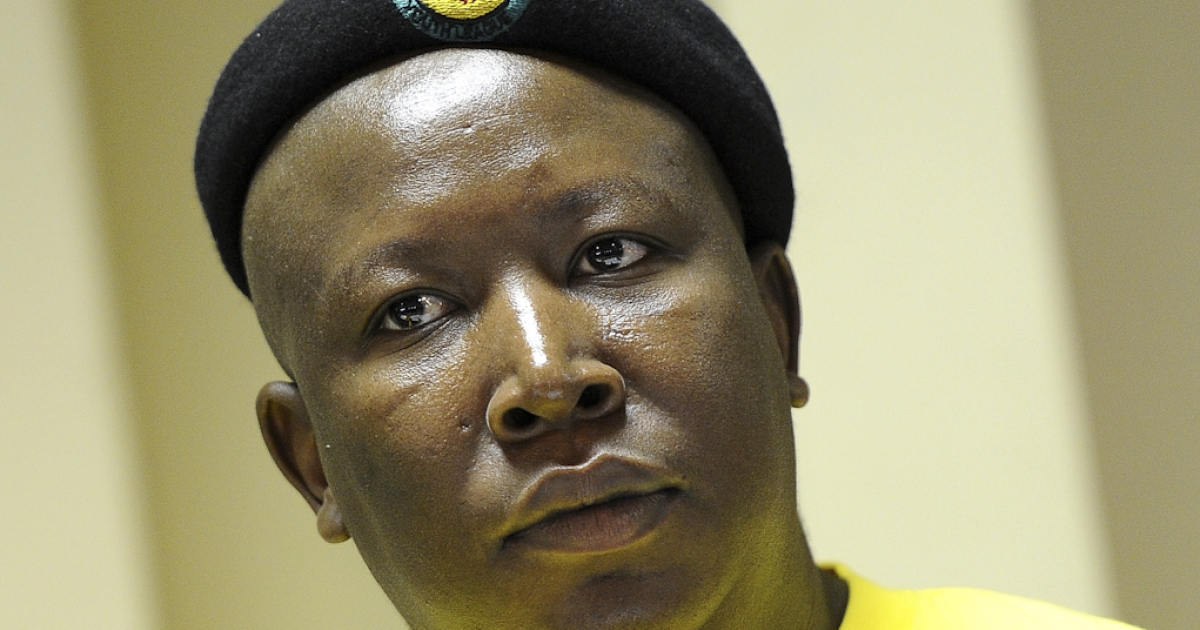 Julius Malema, a one-time ally of South African President Jacob Zuma turned arch enemy, was expelled from the African National Congress for