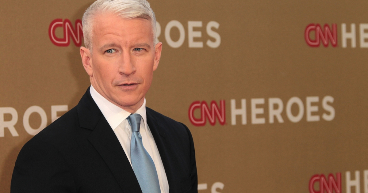 CNN's anchor and reporter Anderson Cooper confirmed that he is gay, ending years of speculation.</p>
