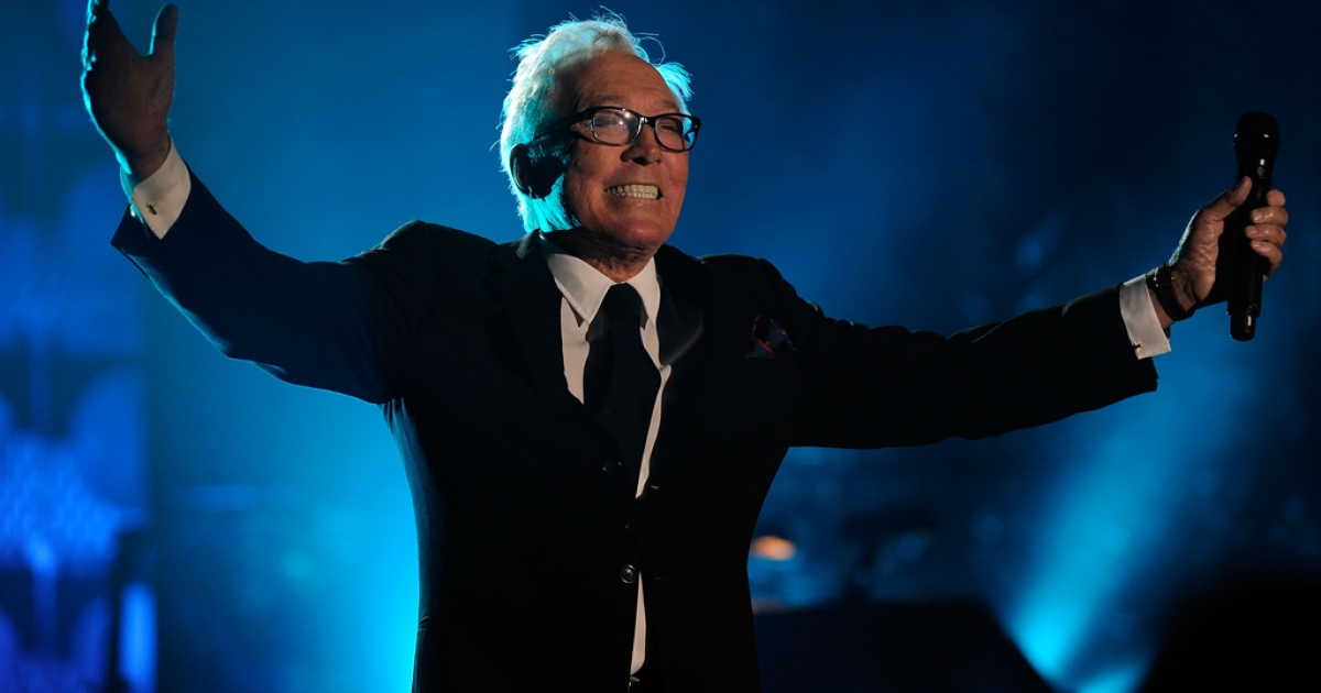 Singer/Songwriter Andy Williams passed away on September 25, 2012, at the age of 84, after battling bladder cancer.</p>