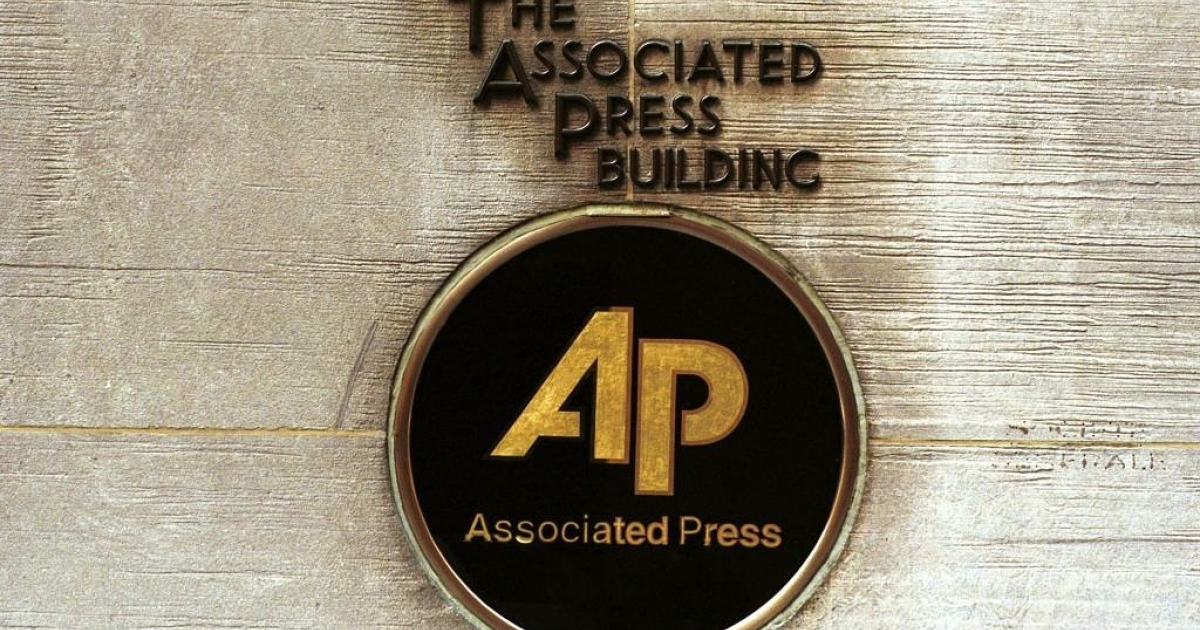 The Associated Press warned staffers not to express their personal opinions on Facebook or Twitter.</p>