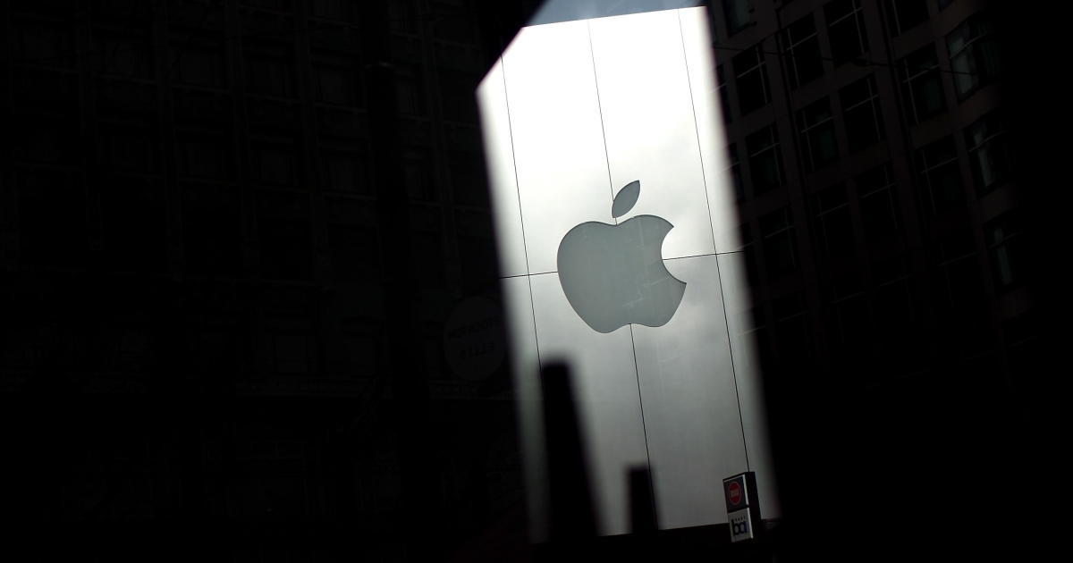 Currently worth $468 billion, Apple has continued to expand its lead as the world's most valuable company.</p>