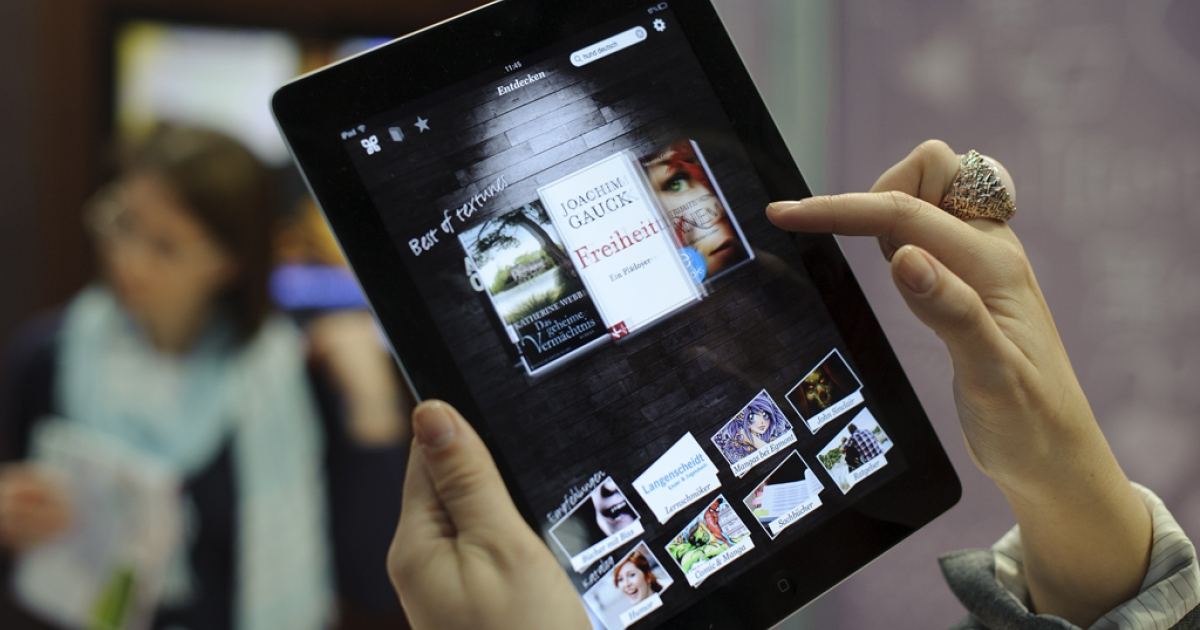 The Department of Justice filed an antitrust lawsuit against Apple and major book publishers on April 11, 2012, alleging that they conspired with Apple to raise the price of e-books in order to limit competition.</p>