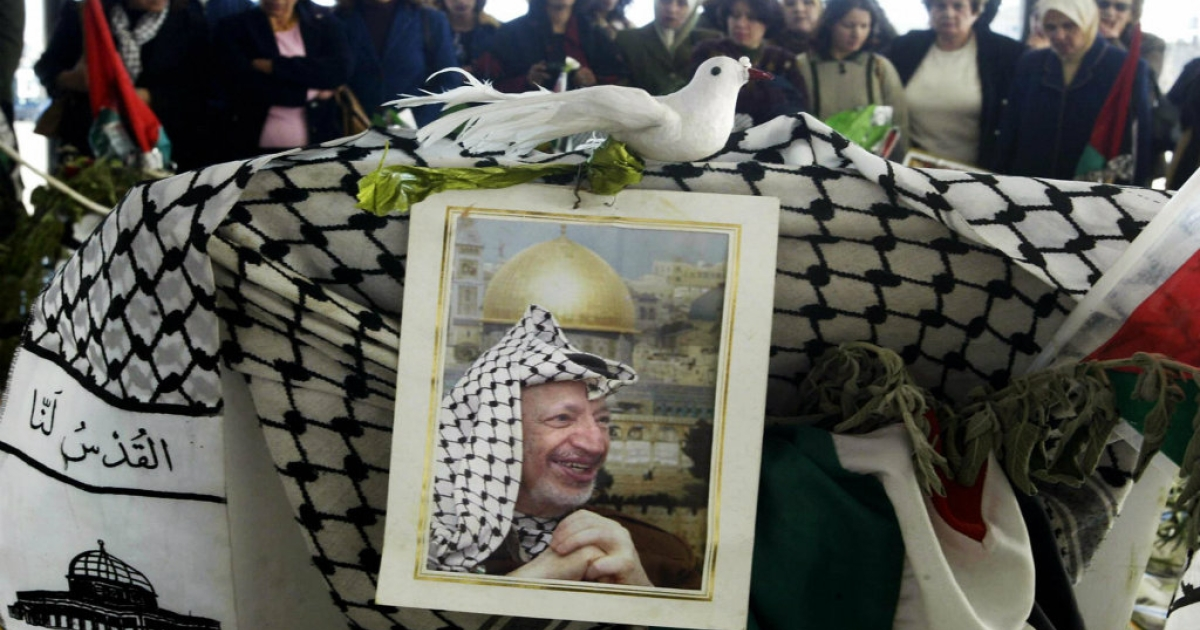 Was Yasser Arafat assassinated with Polonium, or did he die from