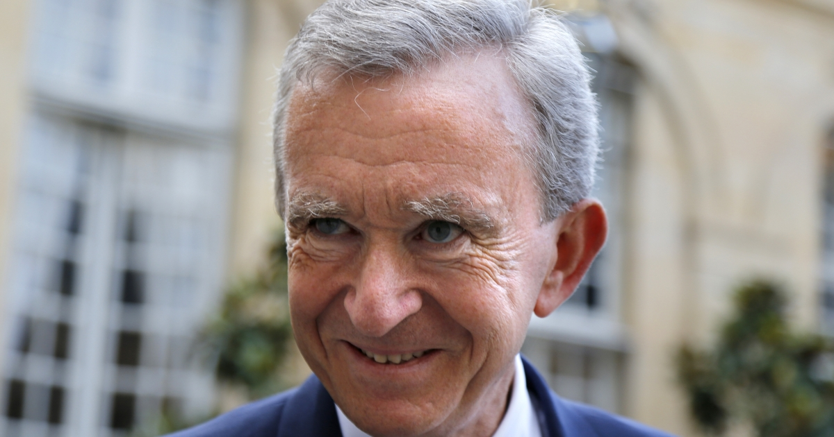 Luxury goods tycoon Bernard Arnault applied for Belgian citizenship just as the new Socialist government was unveiling plans to hit the country's wealthiest with a 75 percent tax.</p>