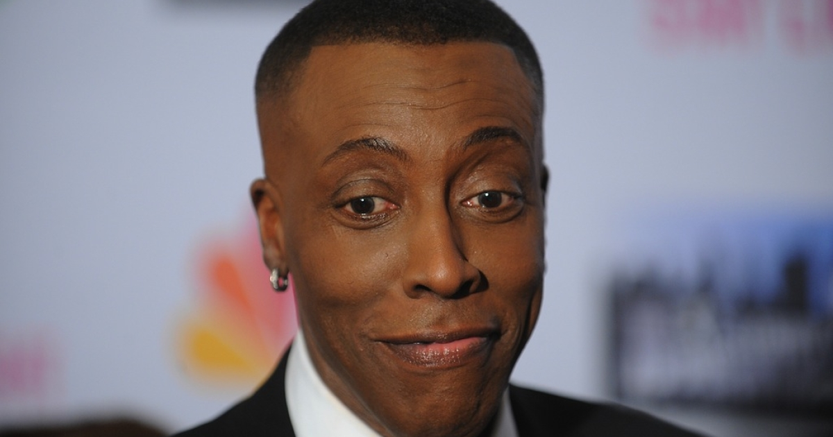 Arsenio Hall attends the