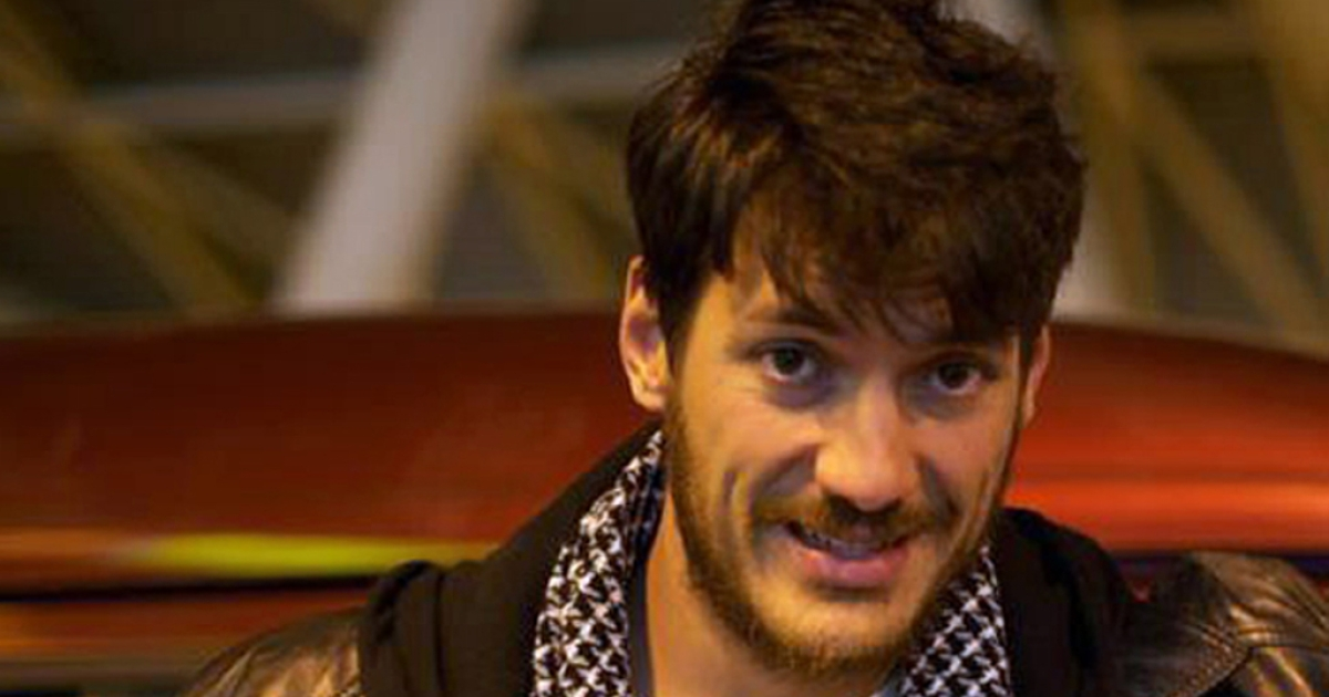 A picture shows freelance photographer Austin Tice in an undisclosed location. The American journalist has been missing in Syria for more than a week, his most recent employers said on August 24, 2012. Sources suggest he is being held by the government in Syria.</p>