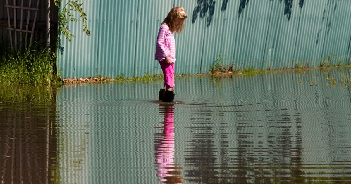 Recent extreme weather, such as unprecedented floods in Australia earlier this year, have been blamed on rising global temperatures.</p>