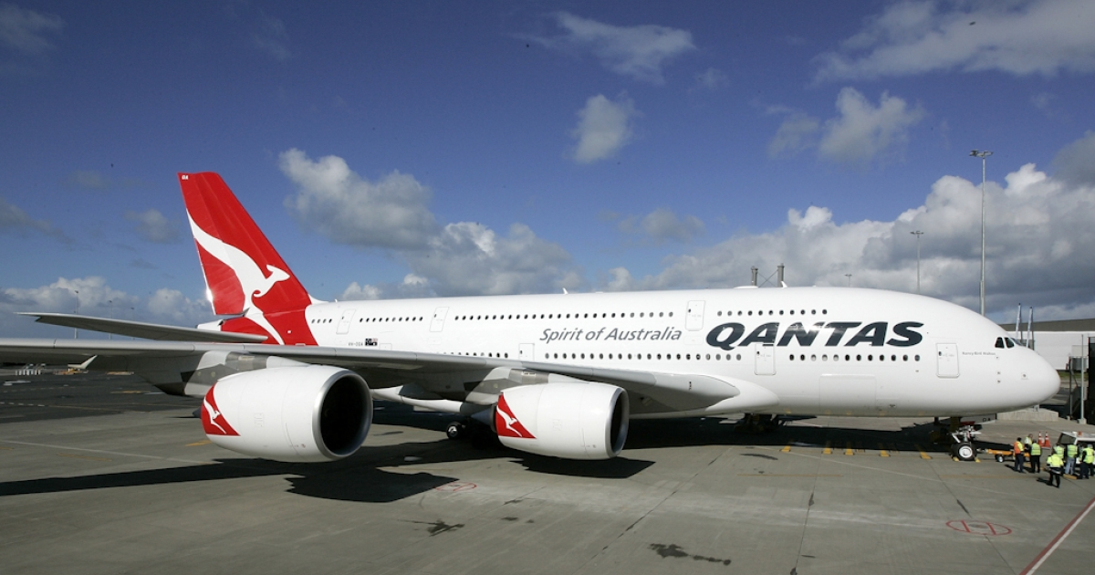 Qantas said it has never before heard of rats being found on any of its planes.</p>