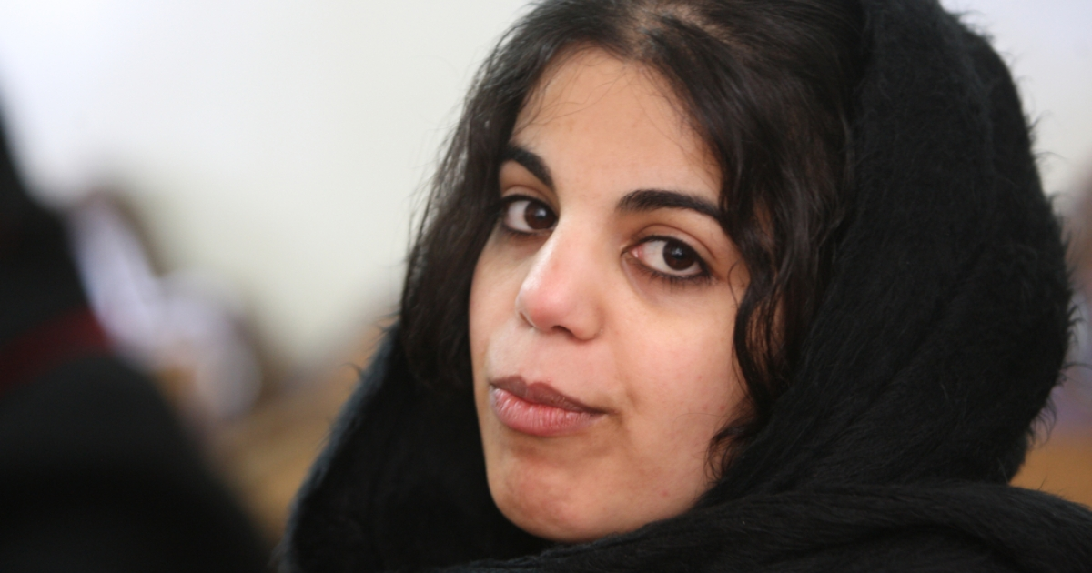 Baraa Melhem was rescued on Jan. 21 and now lives with her mother in the West Bank.</p>