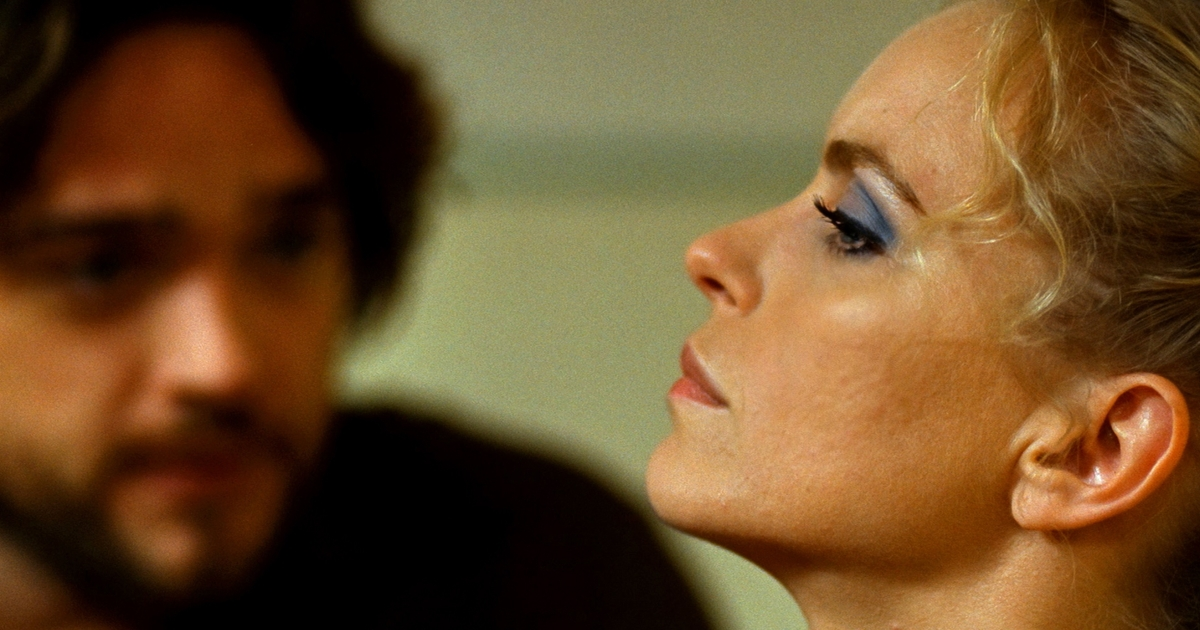 Ronald Zehrfeld as Andre and Nina Hoss  as Barbara</p>