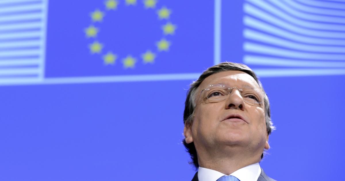 The EU's most recognizable leader, European Commission President Jose Manuel Barroso, was