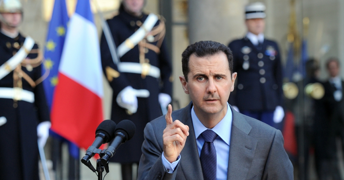 Syrian President Bashar al-Assad is to deliver a public address on Sunday, January 6, 2013, when he's expected to discuss the 21-month-old civil war.</p>