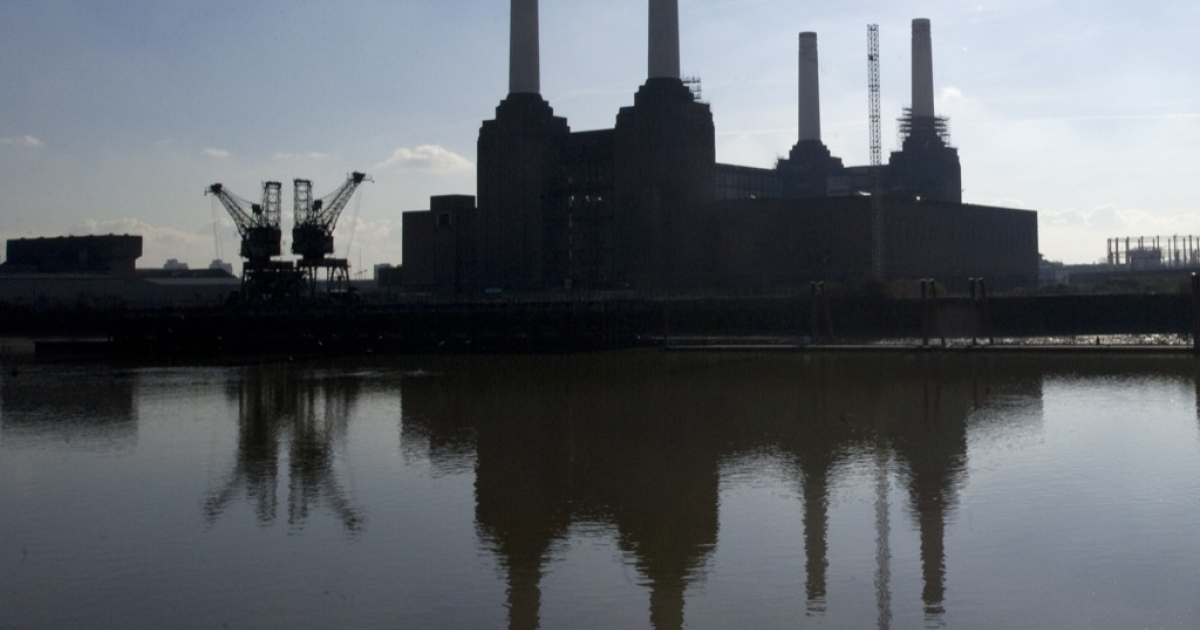 If you've got a couple of hundred million bucks and access to mortgage finance Battersea Power Station in London could be yours.</p>