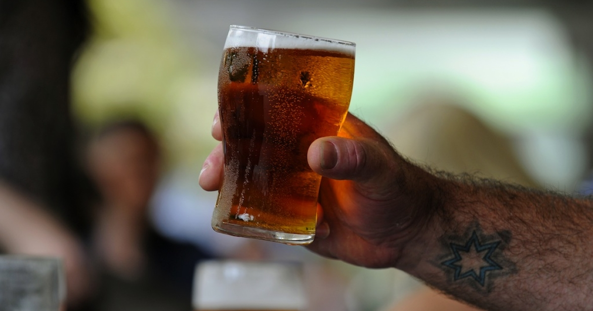 New study says beer production's hit an all-time high.</p>