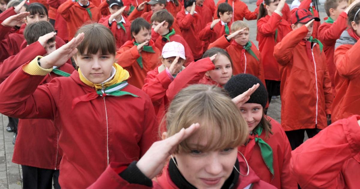 Members of the Belarusian