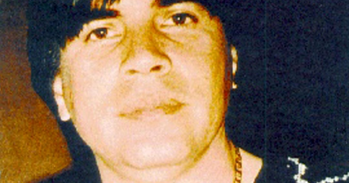 Benjamin Arellano Felix is shown in this undated photo supplied by Mexican authorities March 9, 2002, in Mexico City. Arellano Felix was sentenced to 25 years in US prison on April 2, 2012.</p>