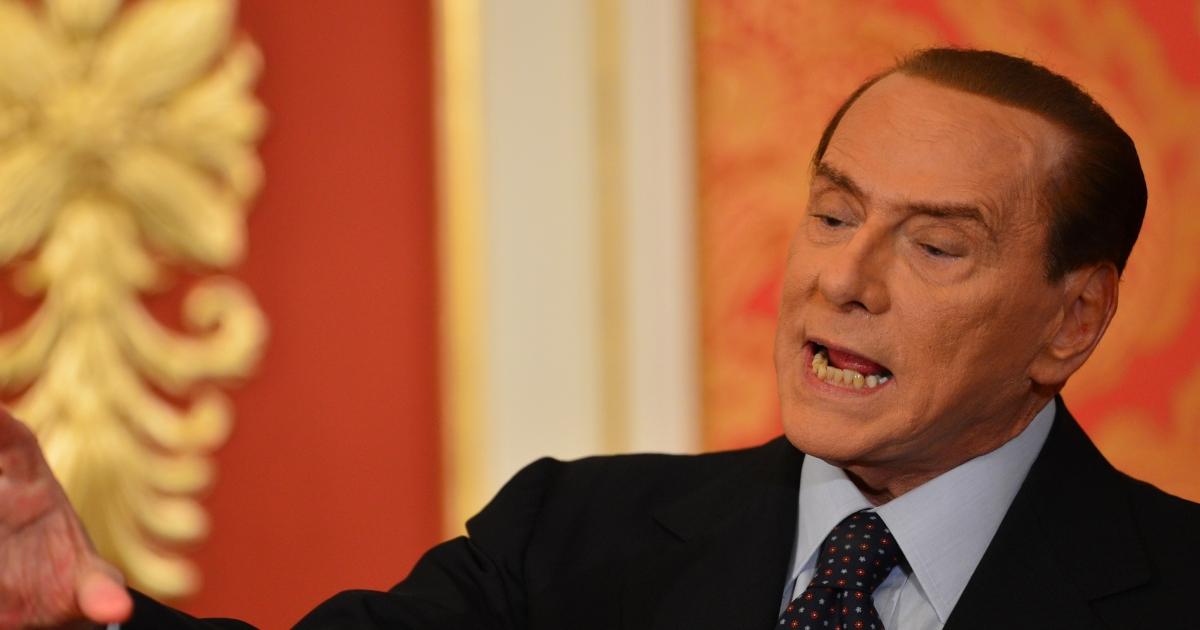 Berlusconi has blamed everyone from journalists to Angela Merkel for his sentence.</p>
