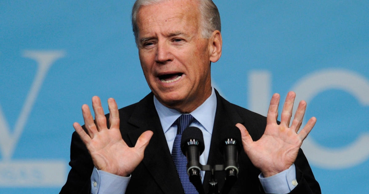 Joe Biden serving as the next US president is only one of several strange possibilities.</p>