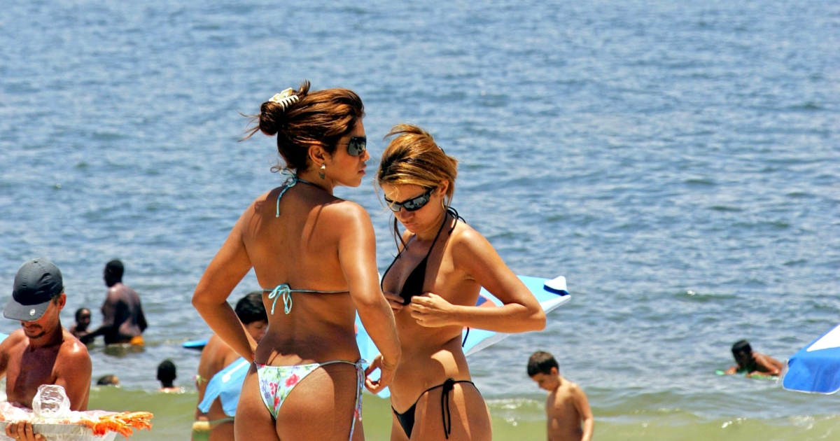This story is about inflation, but bikinis are mentioned. So here you go.</p>