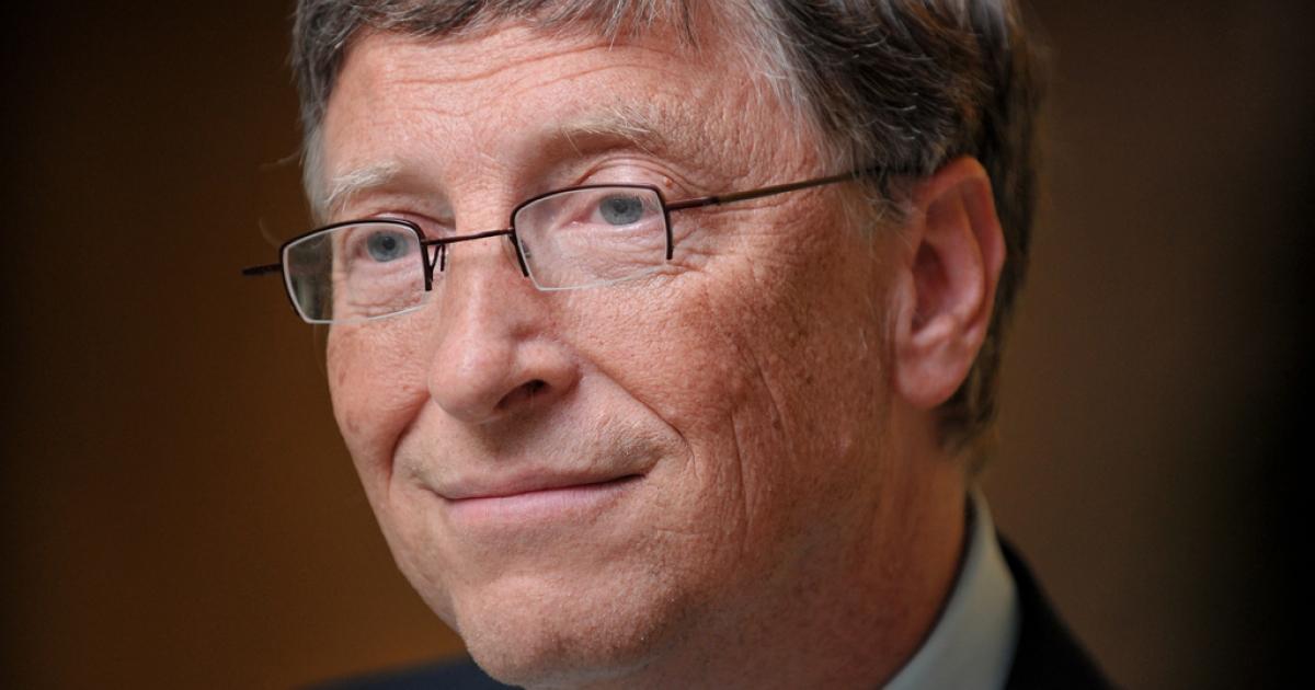 Microsoft founder Bill Gates.</p>
