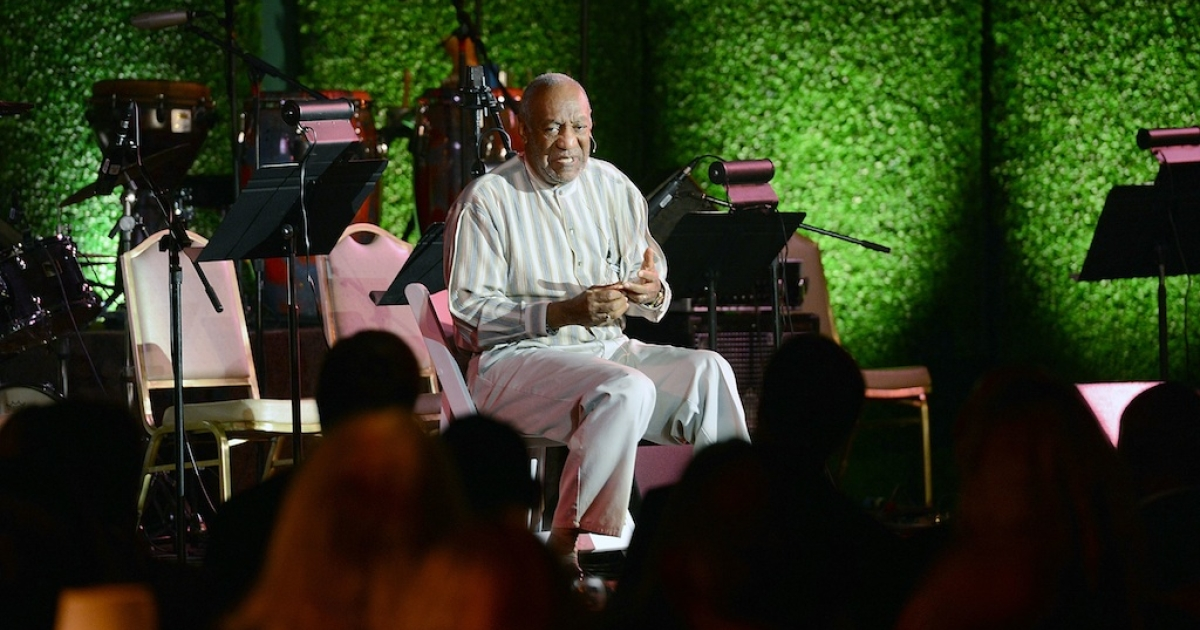 Bill Cosby attends the 100th anniversary celebration of the Beverly Hills Hotel &amp; Bungalows on June 15, 2012 in Beverly Hills, California.</p>
