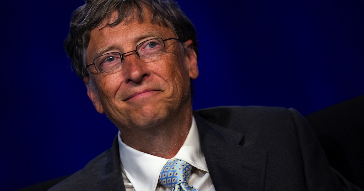 Microsoft co-founder Bill Gates topped the Forbes 400 list for the 20th year running.</p>
