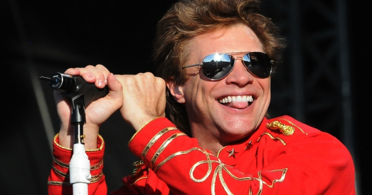 Rocker Jon Bon Jovi has decided to give a free concert in Madrid next month due to the country's financial crisis.</p>