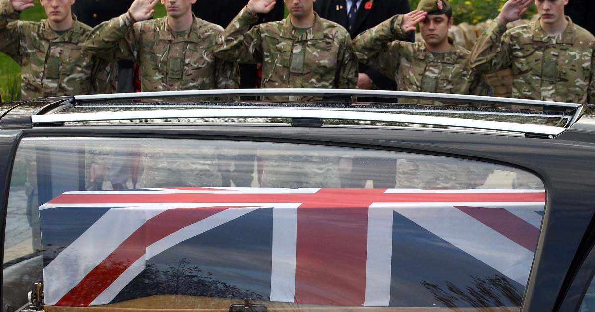 The deaths bring the number of British service personnel killed in Afghanistan since the start of operations in 2001 to 404.</p>