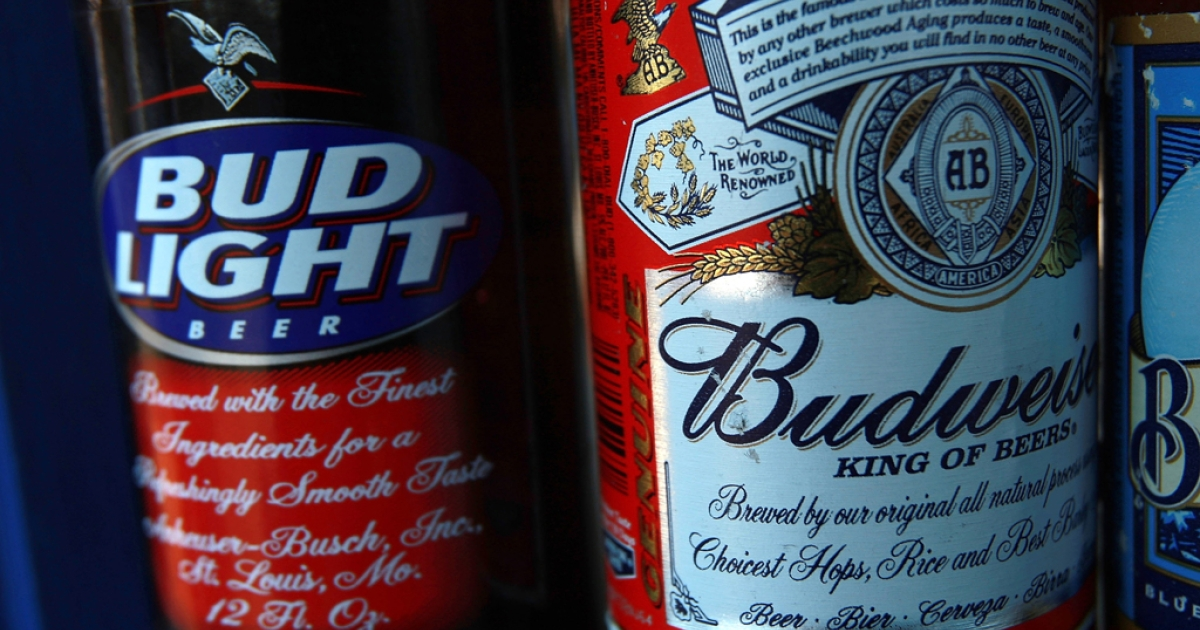 Anheuser-Busch InBev is set to air a total of six commercials during Super Bowl XLVII on Sunday, Feb. 3, 2013 — including the first ad following kickoff.</p>