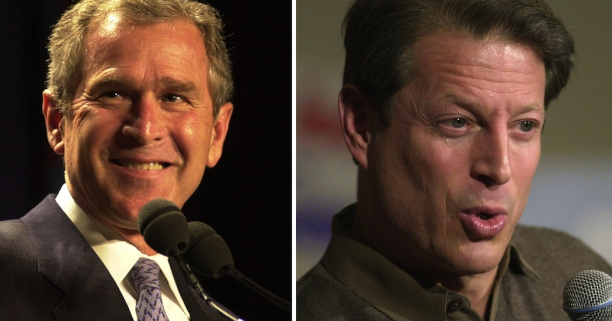 Bush v. Gore may have been the most anxiety-inducing presidential election of all time.</p>