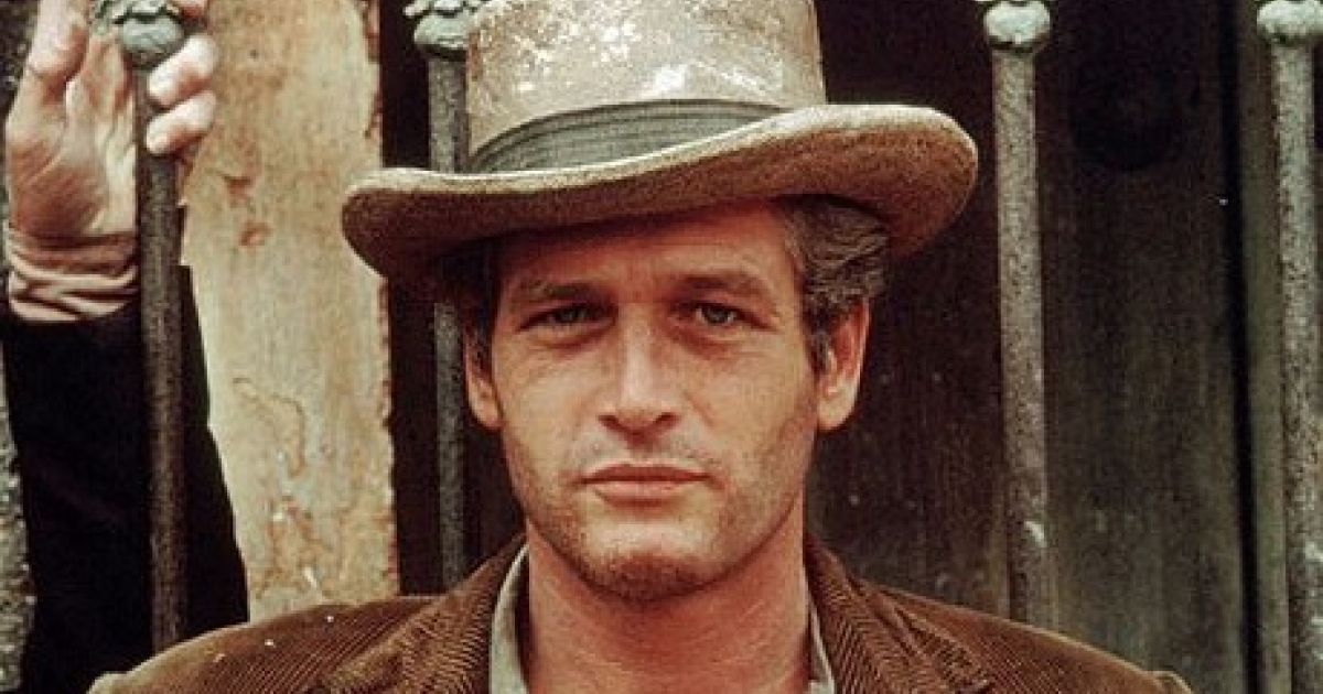 Paul Newman starred most famously as Butch Cassidy in the 1969 drama</p>