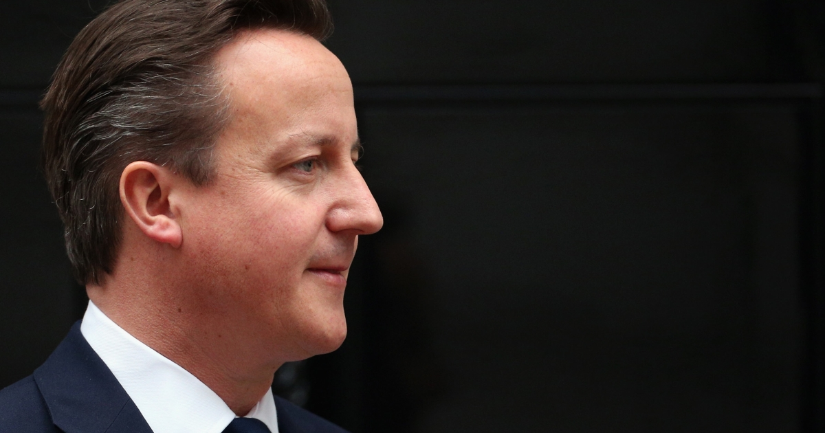 Some accuse Cameron of deliberately steering Britain headlong into its worst recession in living memory.</p>
