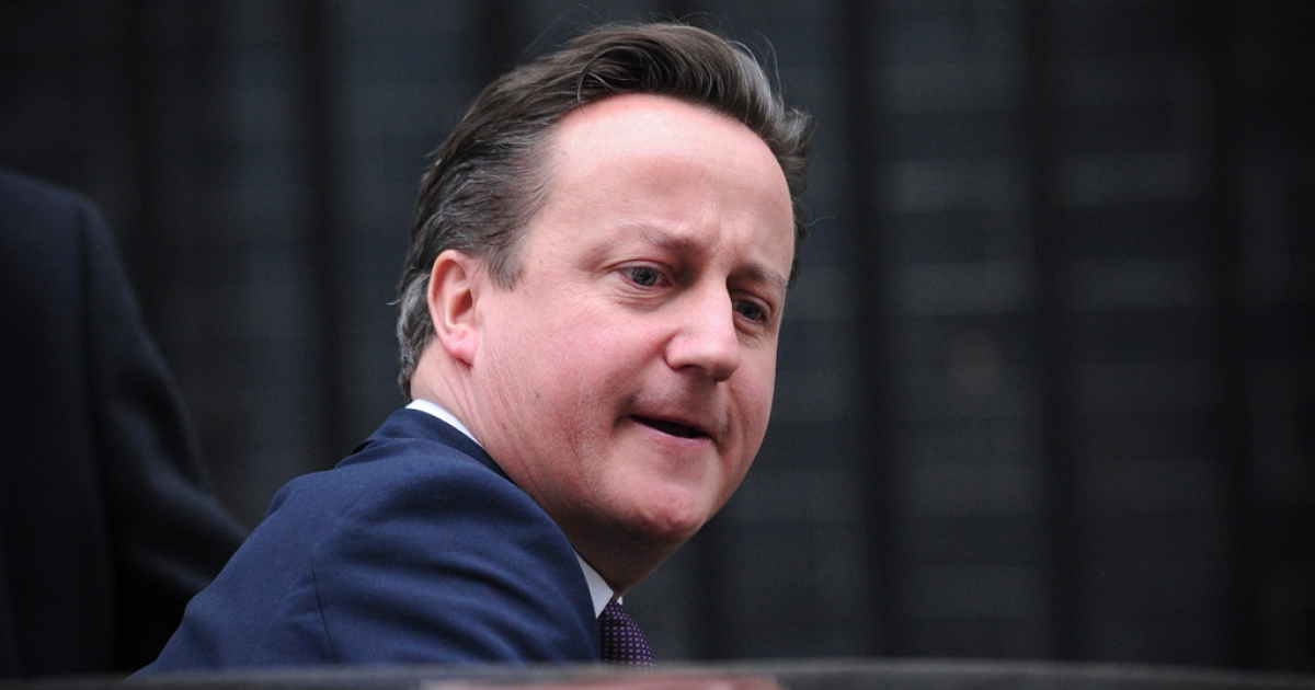 David Cameron heads off to Brussels for the EU summit.</p>