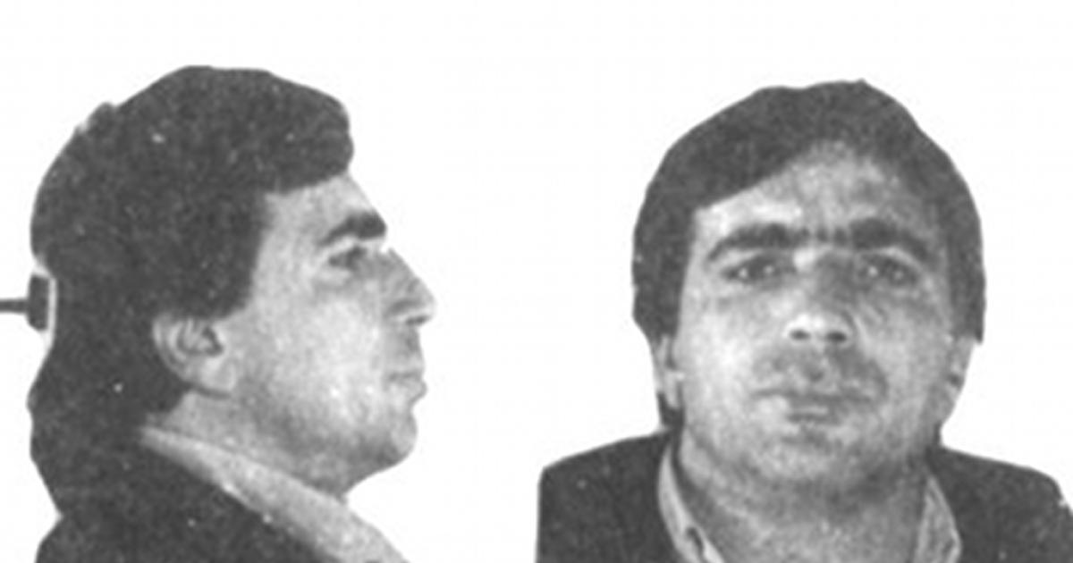 Camorra mafia boss Michele Zagaria.</p>