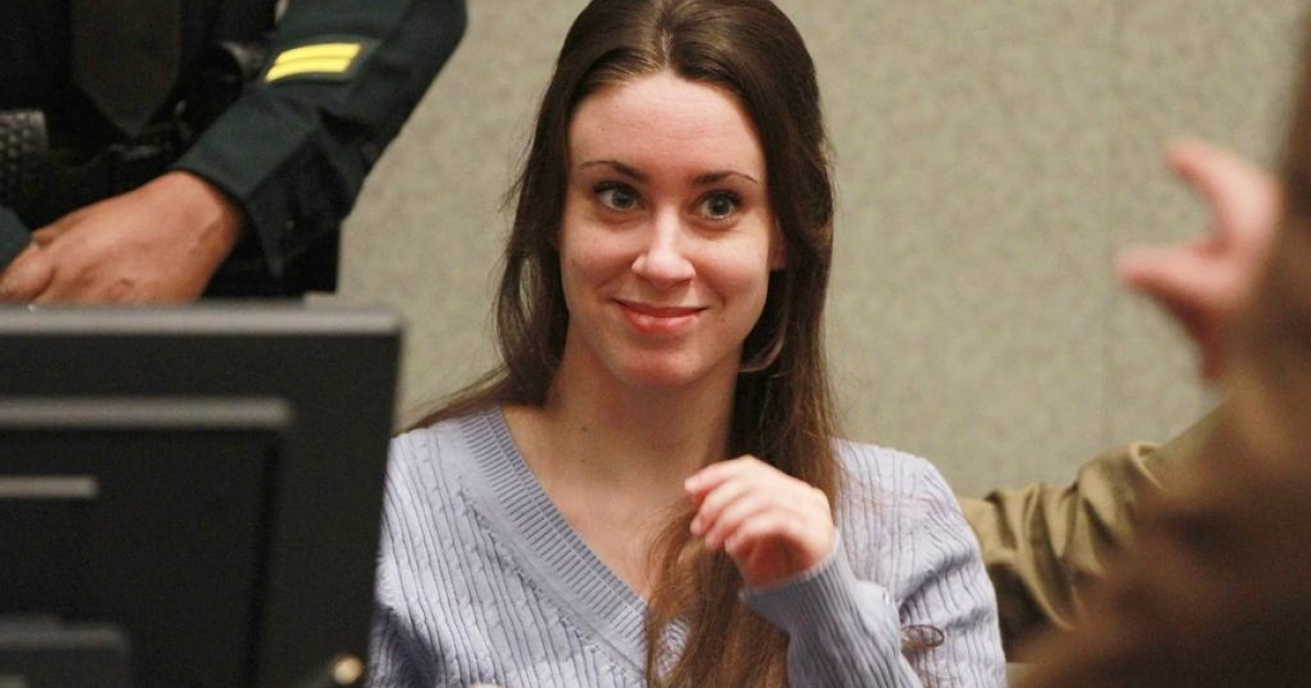 Casey Anthony is expected to be released on Wednesday.  She was sentenced to four years, but due to the three years she's already served, Anthony will not need to serve any more time.</p>