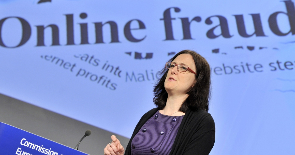 "Cecilia Malmstrom said the center will become a focal point for European-wide initiatives, and will pay attention to social networks, the sexual exploitation of children on the Internet, and cyber-attacks targeting ""critical infrastructures.""</p>"