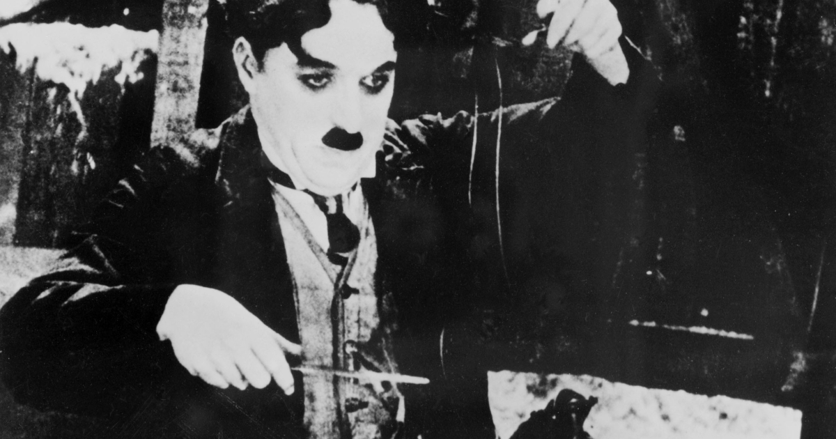 Charlie Chaplin: funny man? or dangerous communist? MI5 thought it was the former.</p>