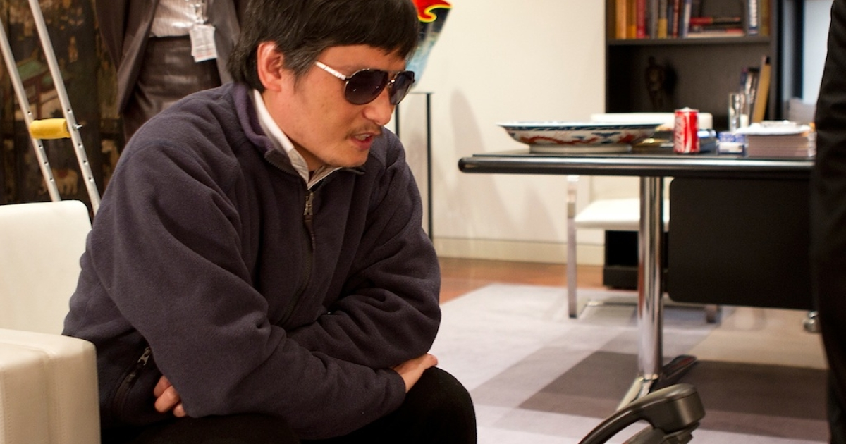 Chen Guangcheng: The blind legal activist from China successfully made a daring escape from under house arrest, seeking refuge at the US embassy in Beijing and causing a diplomatic furor between the US and China. His escape highlighted China's dismal human rights record and caused the Asian regional power severe embarrassment. After extended and tense negotiations between the Americans and Chinese, Chen was allowed to leave China to study abroad.</p>