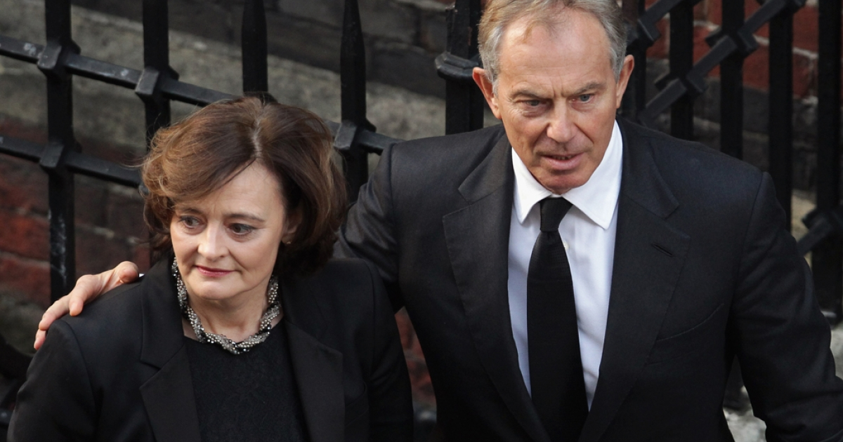 Cherie Blair, wife of former British prime minister Tony Blair, has filed a phone hacking claim against News Group Newspapers.</p>