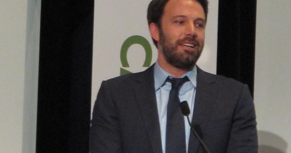 Ben Affleck, founder of the Eastern Congo Initiative, spoke at the Child Survival Call to Action conference.</p>