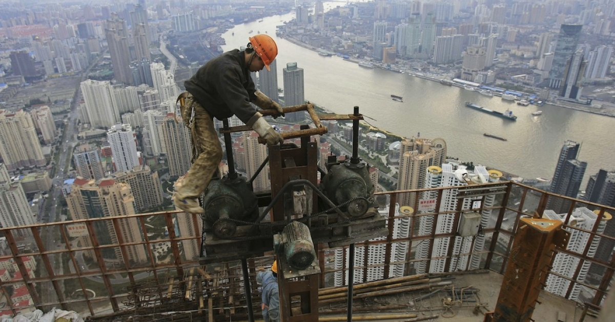 Michael Pettis, a professor economics at Peking University's school of management, points out that part of the challenge in getting a hard figure for China's GDP is that many of China's construction projects may not actually add value to the economy.</p>