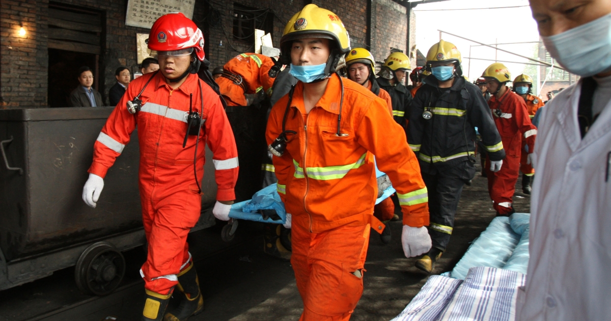 Another China mine explosion leaves 20 dead and 23 missing.</p>