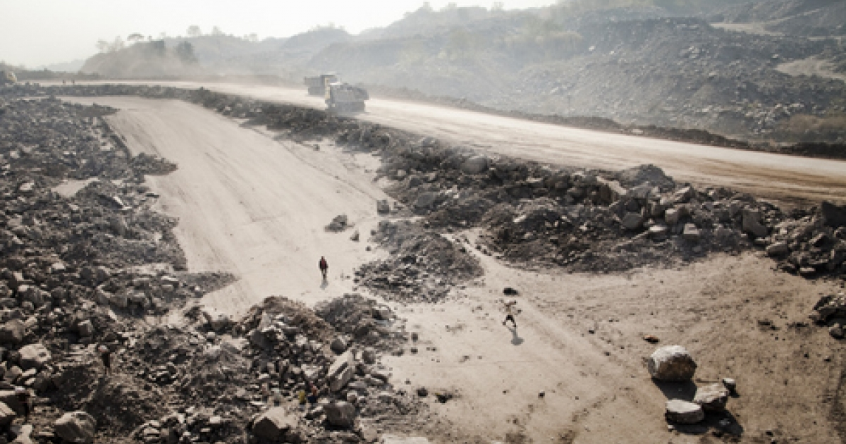 Allegations of corruption in India's allotment of coal mining rights should draw attention not only to graft, but also to the wholesale destruction of the environment.</p>